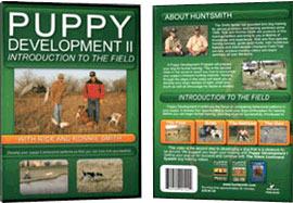 Puppy Development II Introduction to the Field